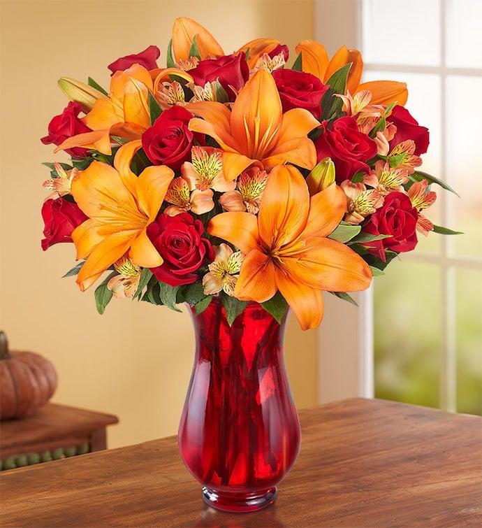 Beautiful Thanksgiving flowers