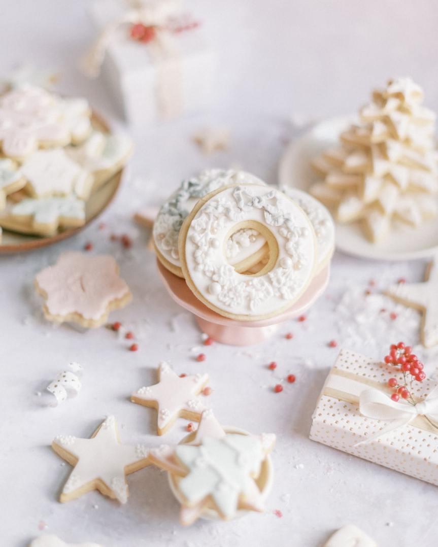 Enchanting Christmas cookies!!