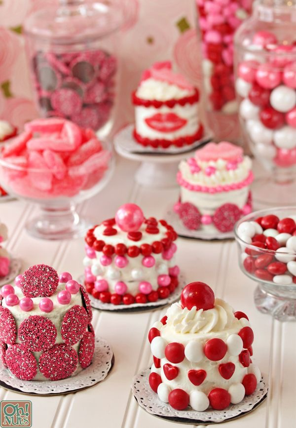 Most Beautiful Valentine's cakes